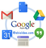 Google Apps for ekialdea.com